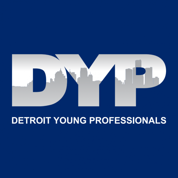 Detroit Young Professionalsロゴ